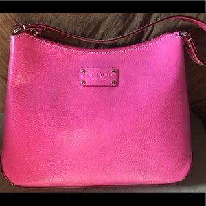 Brand new, bright pink, Kate Spade purse!